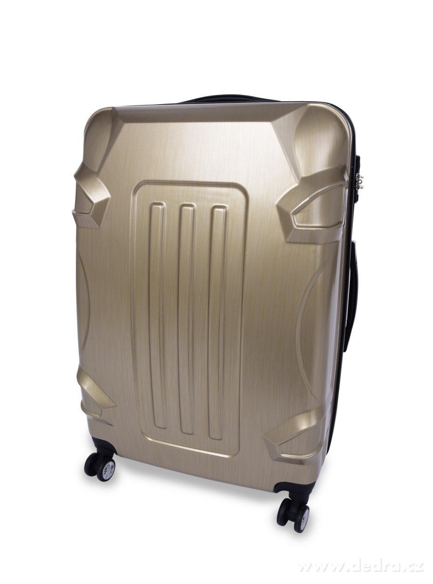 e4ccc4423d619 TSA kufor veľký GOLD RELIEF   DEDRA eshop