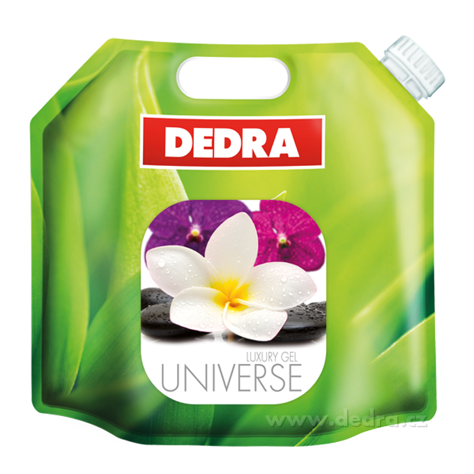 UNIVERSE GEL Green pack  55 praní