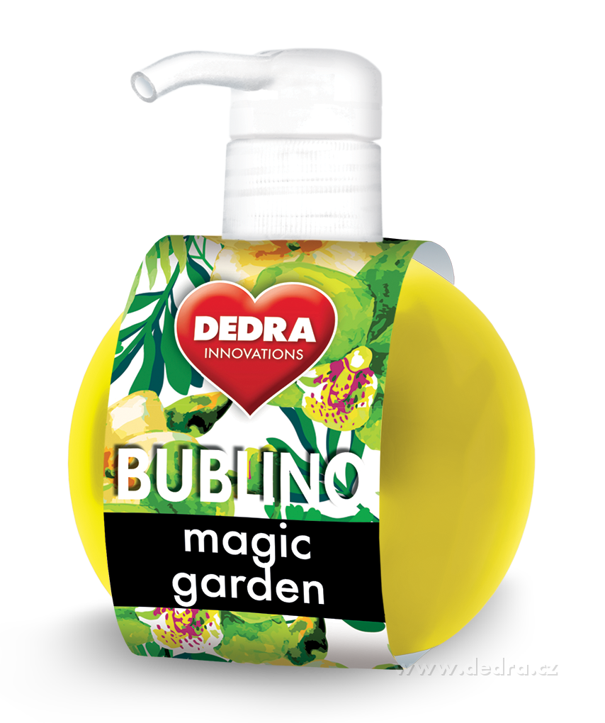 BUBLINO - magic garden
