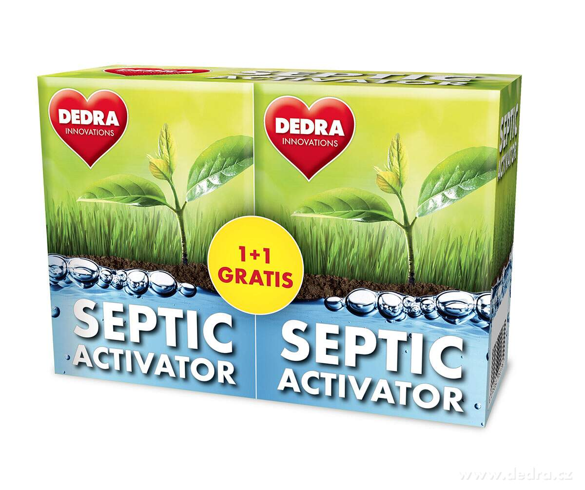 SEPTIC ACTIVATOR 1 + 1