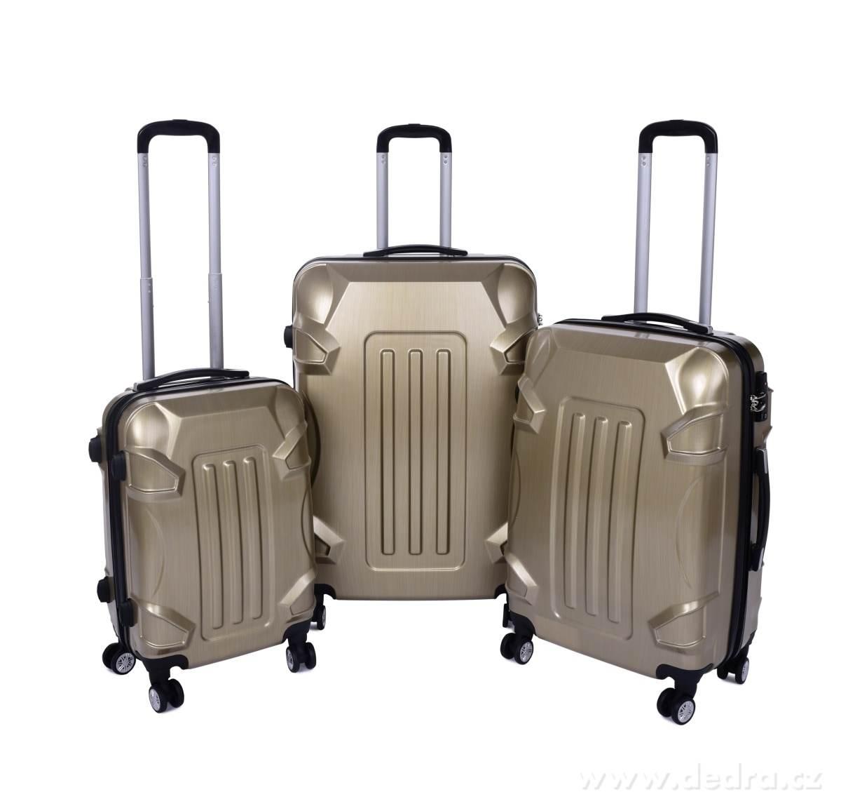 10dcc35477baa TSA kufor stredný GOLD RELIEF   DEDRA eshop